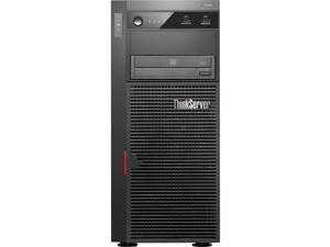 Lenovo ThinkServer TS430 Tower Server System Intel Xeon 4GB