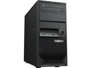 Lenovo ThinkServer TS130 Tower Server System Intel Core i3-3220 3.3GHz 2C/4T 4GB No Hard Drive 1105B2U