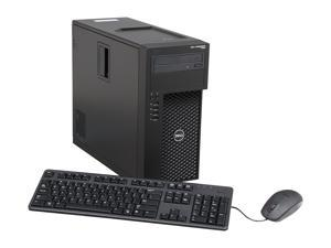 DELL Precision T1650 Mini-tower Workstation Intel Xeon E3-1240V2 3.4GHz 4C/8T 8GB Operating System Windows 7 Pro 64-bit 469-3188