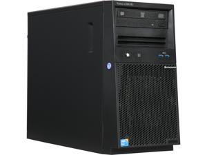 Lenovo System x3100 M5 5457ECU 4U Intel Xeon E3-1220 v3 3.10 GHz 8GB RAM 1TB HDD Mini-tower Server