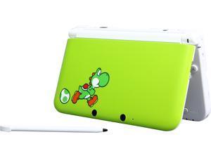Nintendo 3DS XL Green Yoshi Edition