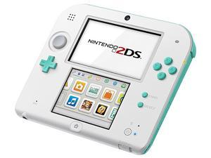 2DS Console Sea Green