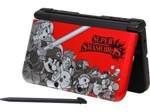 Nintendo 3DS XL - Red Super Smash Bros. Edition