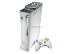 Microsoft Xbox 360 Pro with HDMI 60 GB Hard drive White