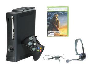 Microsoft Xbox 360 Elite Bundle w/Halo 3 & Fable 2