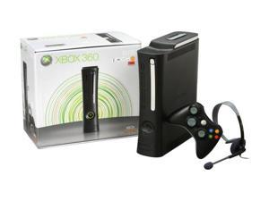 Microsoft Xbox 360 Elite 120 GB Hard Drive Black