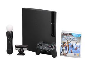 Sony Playstation 3 320GB Sports Champion Move Bundle