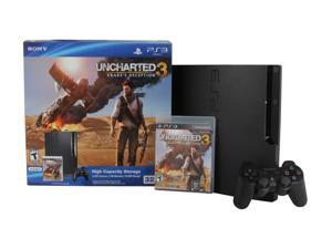 Sony PS3 Uncharted 3 320GB Bundle