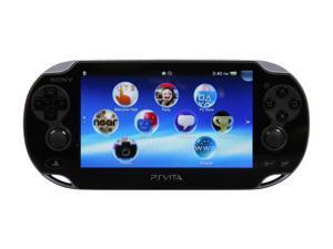 Sony PSVita System w/Wi-Fi Black