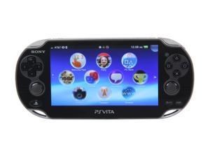 Sony PSVita System w/Wi-Fi & 3G Black 8GB Memory Card, AT&T Session Pass, Free PSN Game