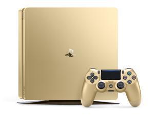 PlayStation 4 Slim 1TB Console (Gold)