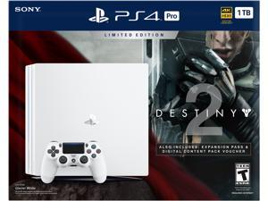 PlayStation 4 Pro 1TB Limited Edition - Destiny 2 Bundle