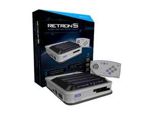 Hyperkin RetroN 5 Gaming Console - (Gray)