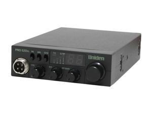 Uniden PRO-520XL Compact Professional Mobile CB Radio