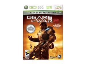 Gears of War 2 Game of the Year Edition Xbox 360 Game Microsoft