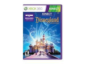 Disneyland Adventures Xbox 360 Game