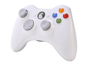 Microsoft XBOX 360 Special Edition Wireless White Controller