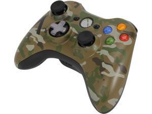 Microsoft Xbox 360 Special Edition Camouflage Wireless Controller