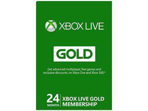 Xbox 24 Month Gold Membership