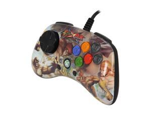 Mad Catz Street Fighter X Tekken - FightPad SD - Sagat & Dhalsim V.S. Hwoarang & Steve for Xbox 360