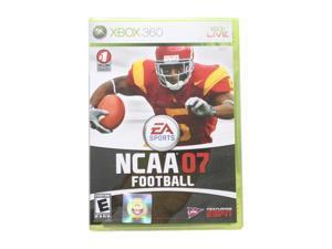 NCAA Football 2007 Xbox 360 Game