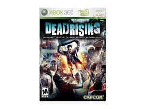 Dead Rising Xbox 360 Game CAPCOM