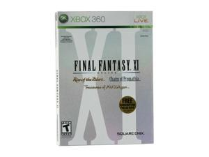 Final Fantasy XI Xbox 360 Game