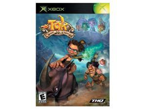 Tak 3: The Great Juju Challenge XBOX game THQ