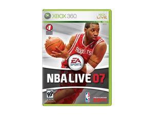 NBA Live 2007 Xbox 360 Game