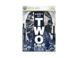 Army of Two Xbox 360 Game