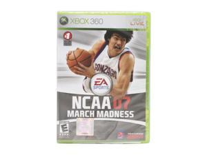 NCAA March Madness 2007 Xbox 360 Game EA