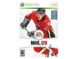 NHL 2009 Xbox 360 Game EA