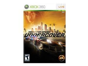 Need For Speed Undercover Xbox 360 Game