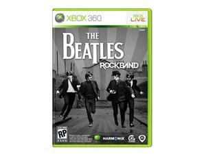 The Beatles: Rock Band - Software Only Xbox 360 Game