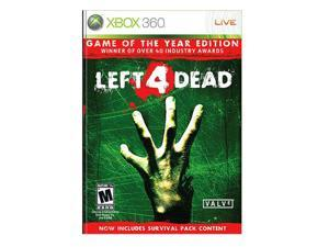 Left 4 Dead Game of the Year Edition Xbox 360 Game EA