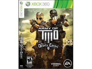 Army of Two #58; Devil #39;s Cartel Xbox 360 Game