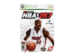 NBA 2K7 Xbox 360 Game