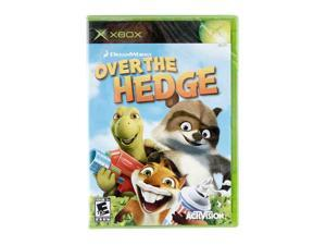 Over the Hedge XBOX game Activision