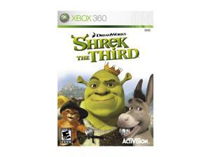 Shrek the Third Xbox 360 Game