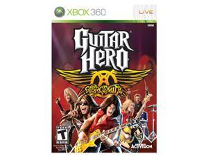Guitar Hero: Aerosmith Xbox 360 Game