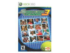 Smash Court Tennis 3 Xbox 360 Game