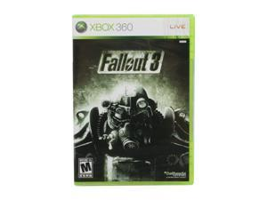 Fallout 3 Xbox 360 Game