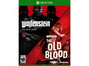 Wolfenstein The Two-Pack Bundle - Xbox One