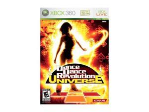 Dance Dance Revolution Universe Xbox 360 Game
