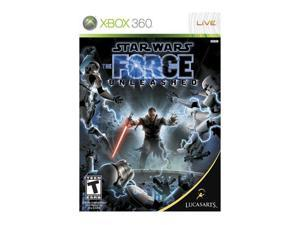 Star Wars: The Force Unleashed Xbox 360 Game