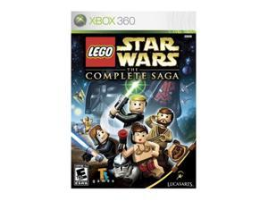 Lego Star Wars: The Complete Saga Xbox 360 Game LUCASARTS