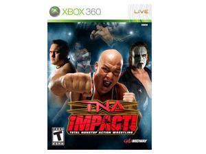 TNA Impact! Xbox 360 Game