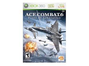 Ace Combat 6: Fires of Liberation Xbox 360 Game Namco