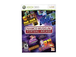 Namco Museum Virtual Arcade Xbox 360 Game