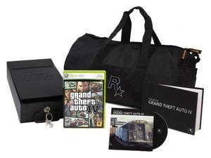 Grand Theft Auto IV Special Edition Xbox 360 Game